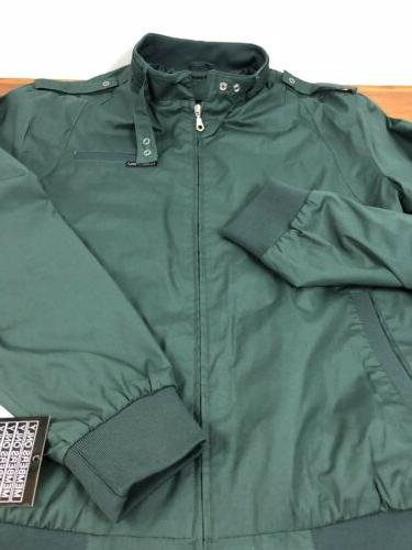 NwT Members Racer Green Mens Size 2XL