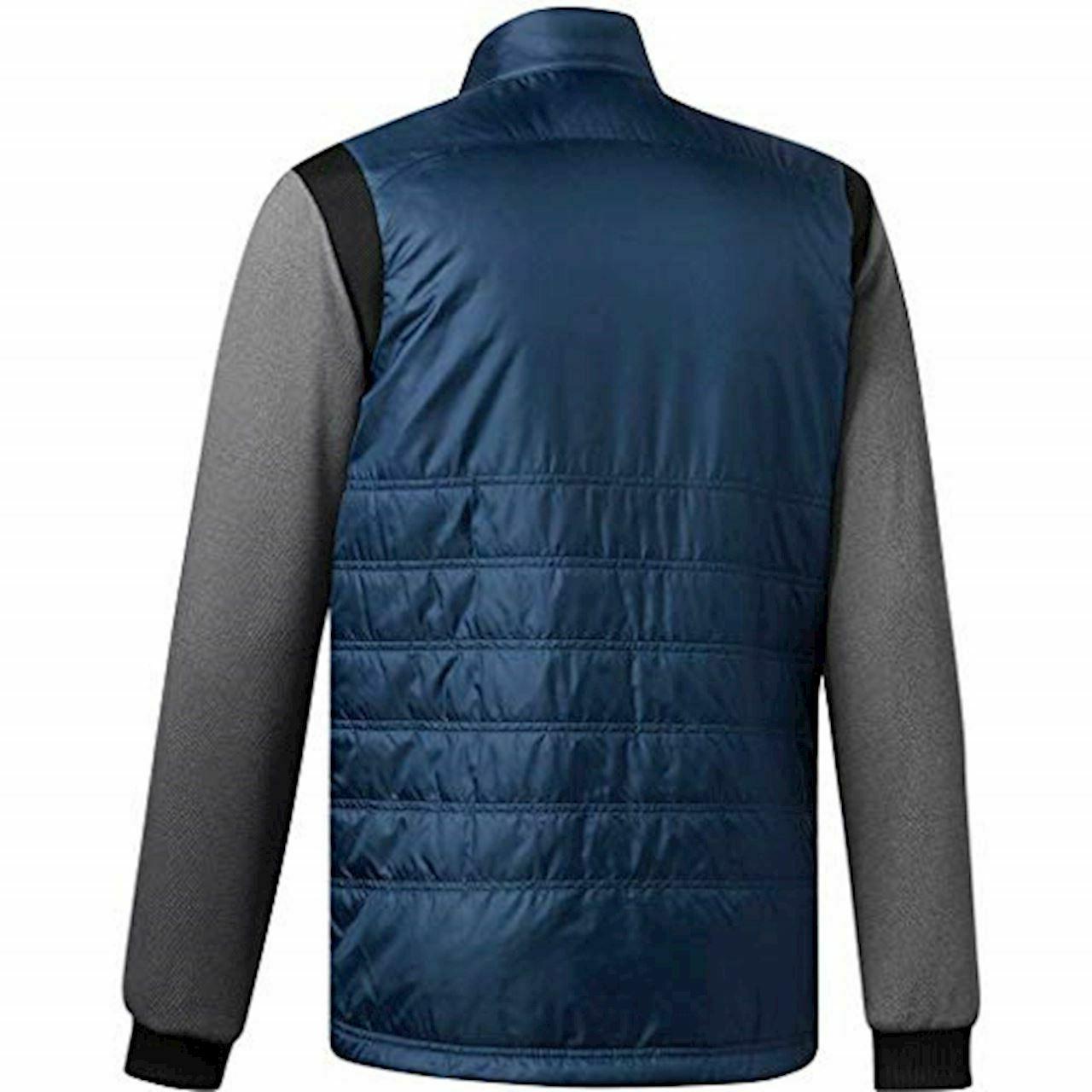 NWT ADIDAS Men Climaheat Frostguard Jacket Navy $180