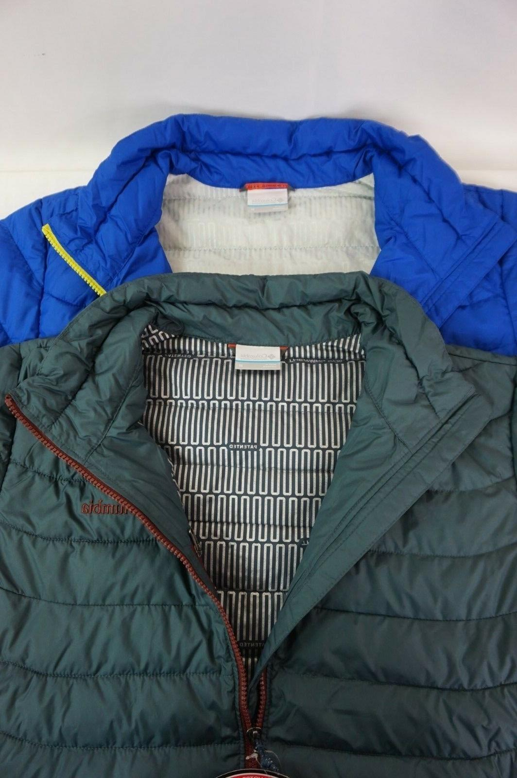 Water Thermal Coil Puffer Jacket
