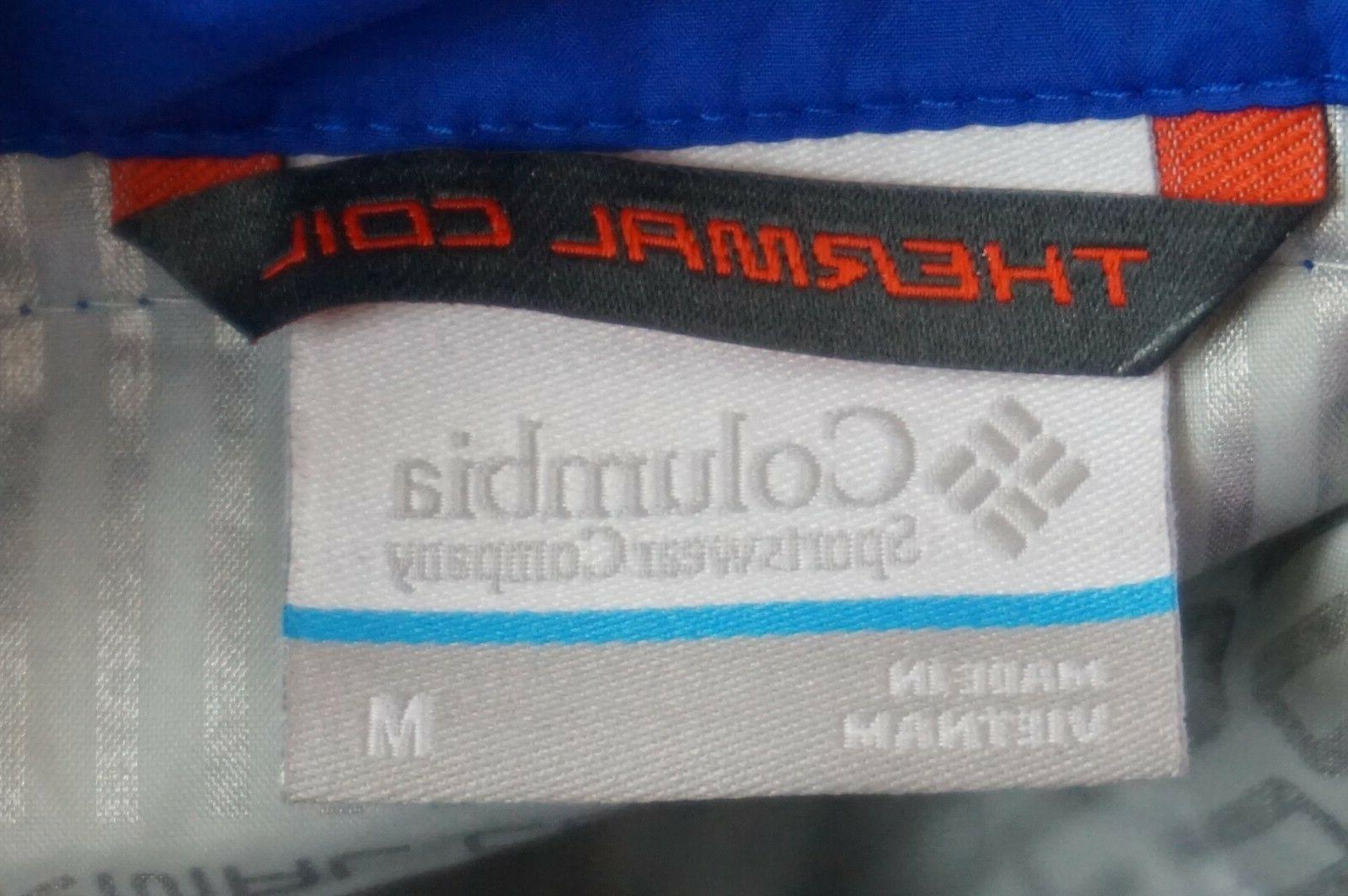NWT Water Thermal Puffer