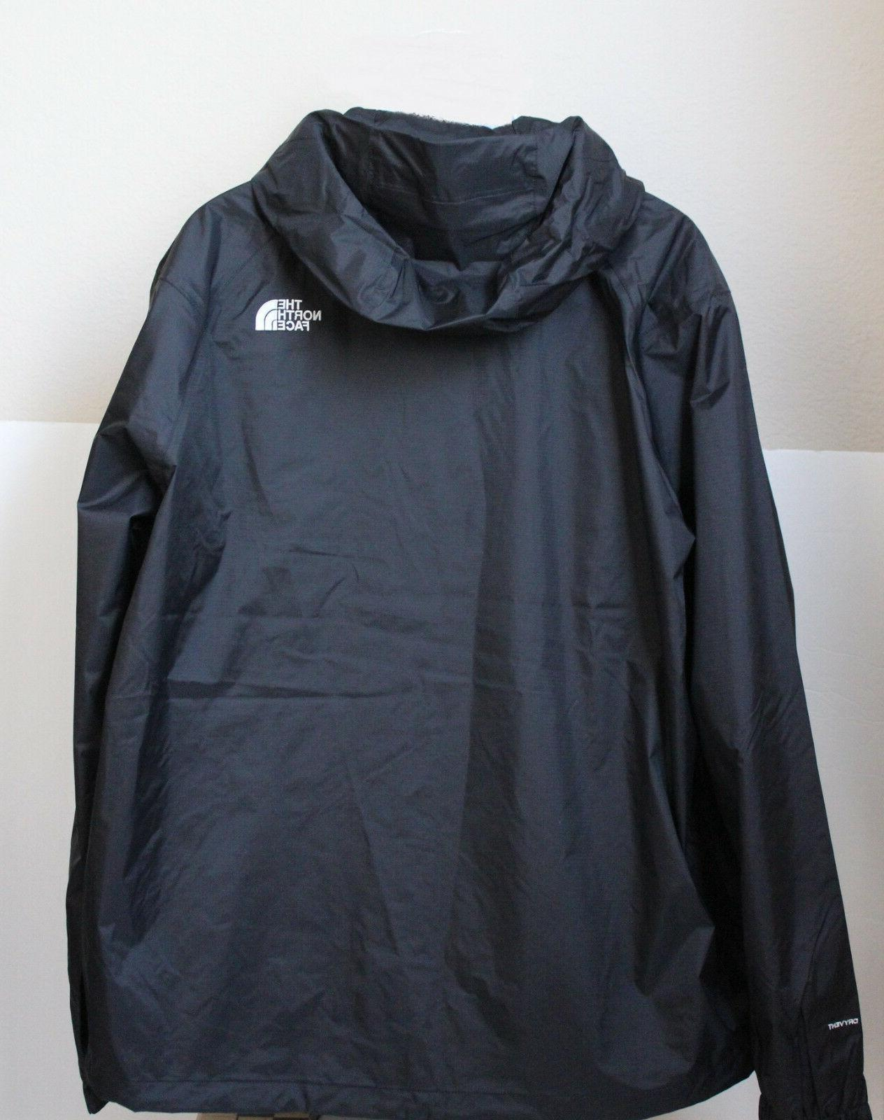 NWT Face Men's Boreal Rain Jacket Water Proof M,L,XL,2XL