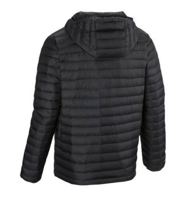 NWT Columbia Men's Apex Hooded Jacket M,