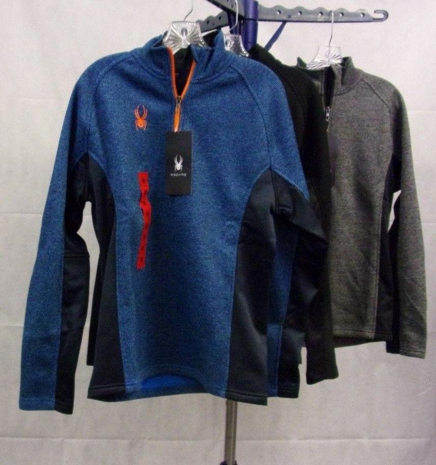 nwt men s outbound half zip sweater