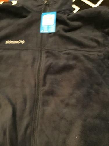 NWT! COLUMBIA Men's Steens Soft XL $60