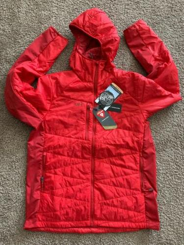 nwt mens cathode hooded jacket pertex quantum