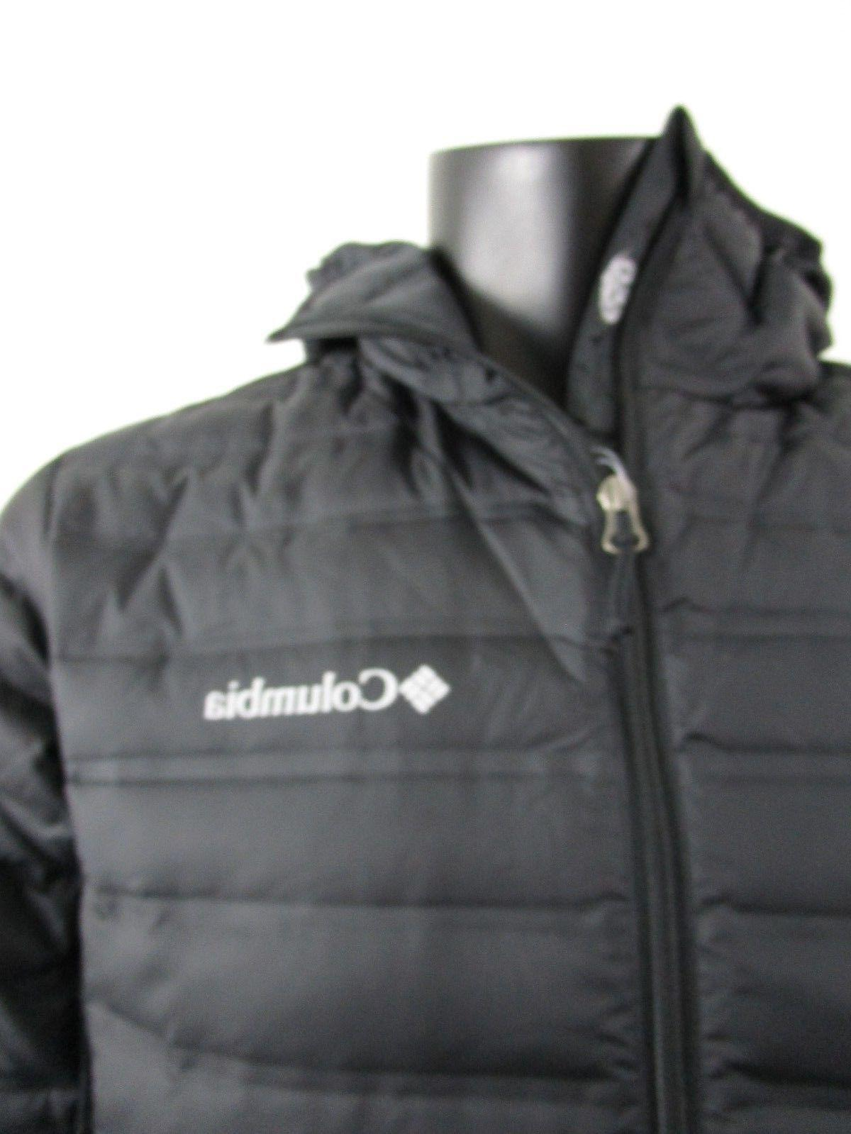 NWT Columbia Lake Down Insulated Puffer