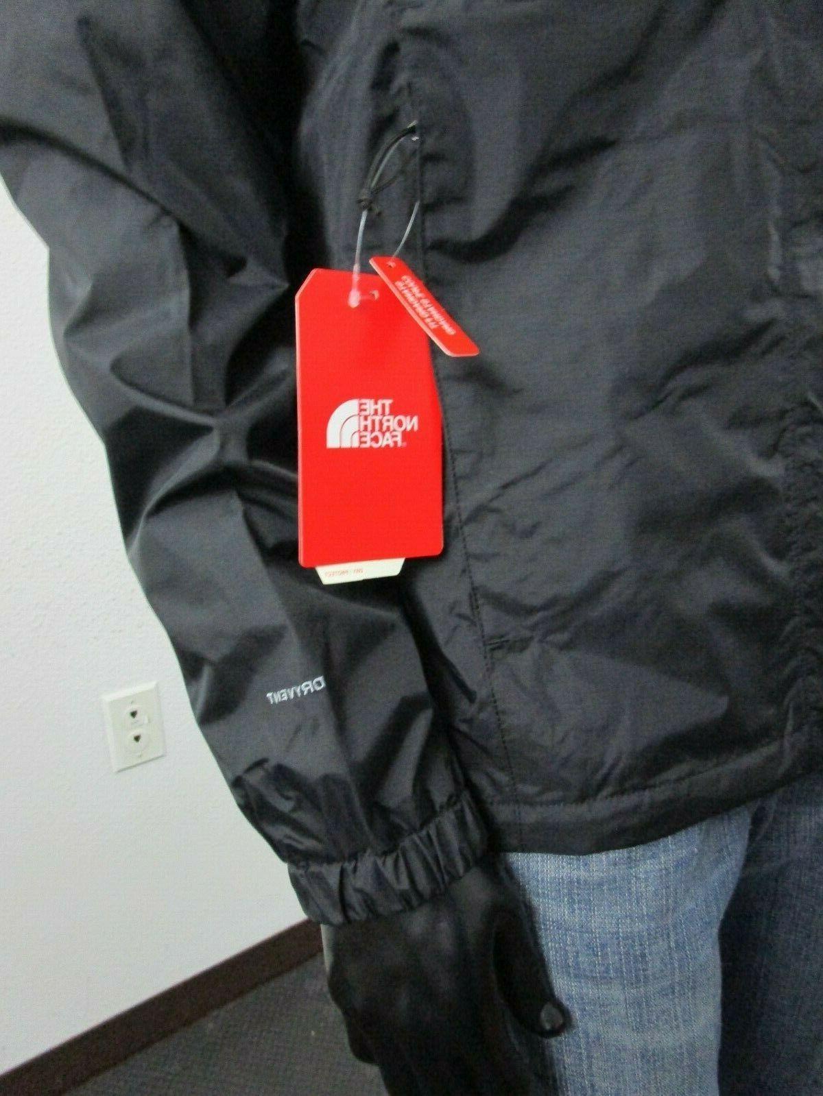 Mens TNF The North Waterproof Hooded Rain -