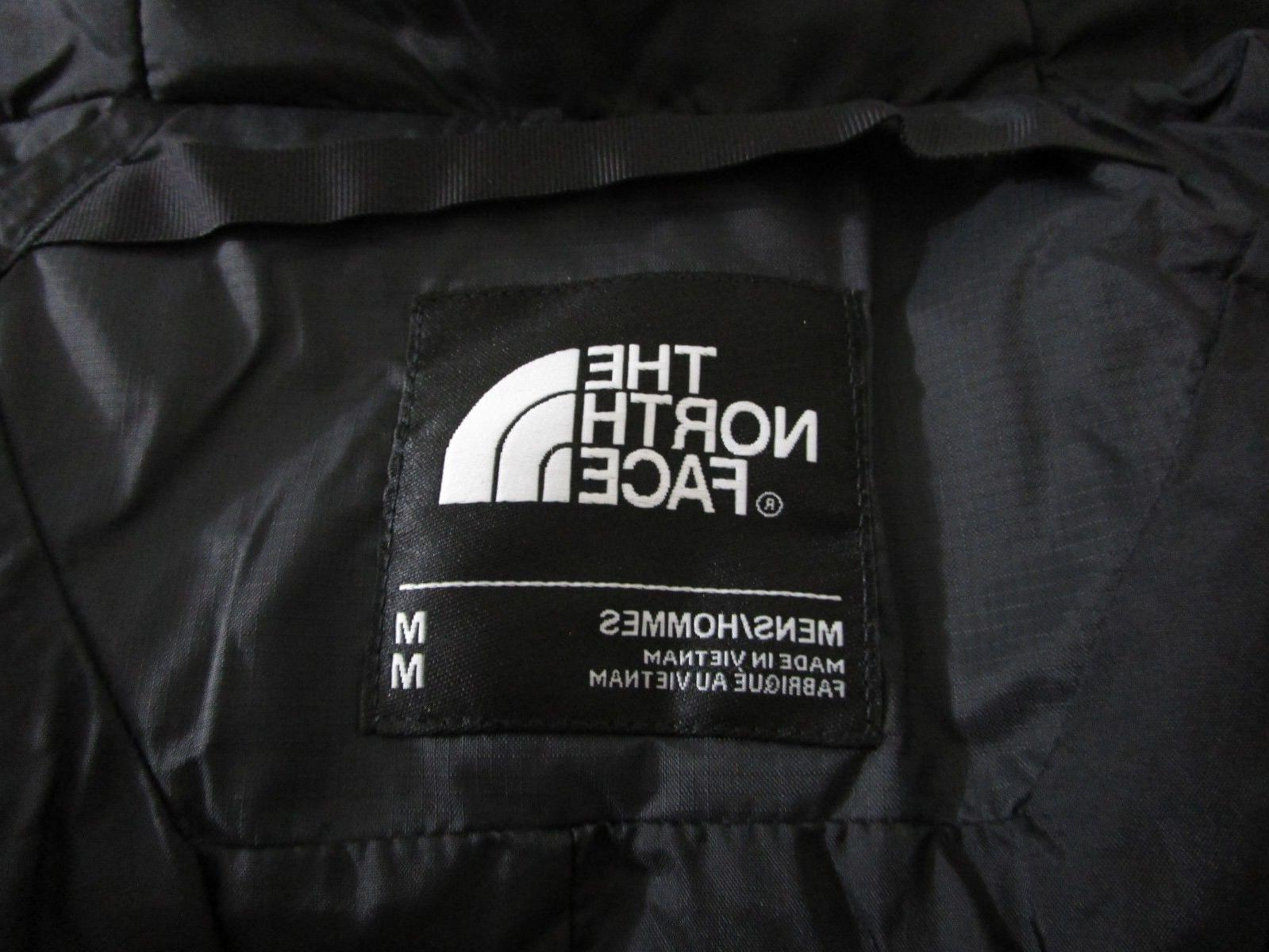 NWT TNF The North 550-Down Insulated Jacket Black