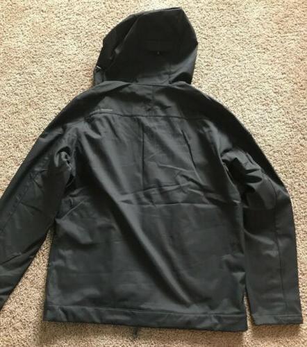 NWT NEW! Jacket Black XL Extra Large