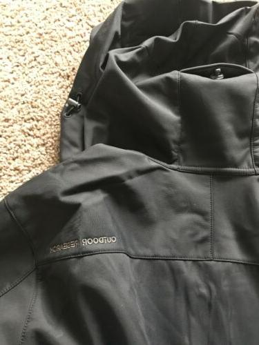 NWT Research OR Hooded Jacket XL Large