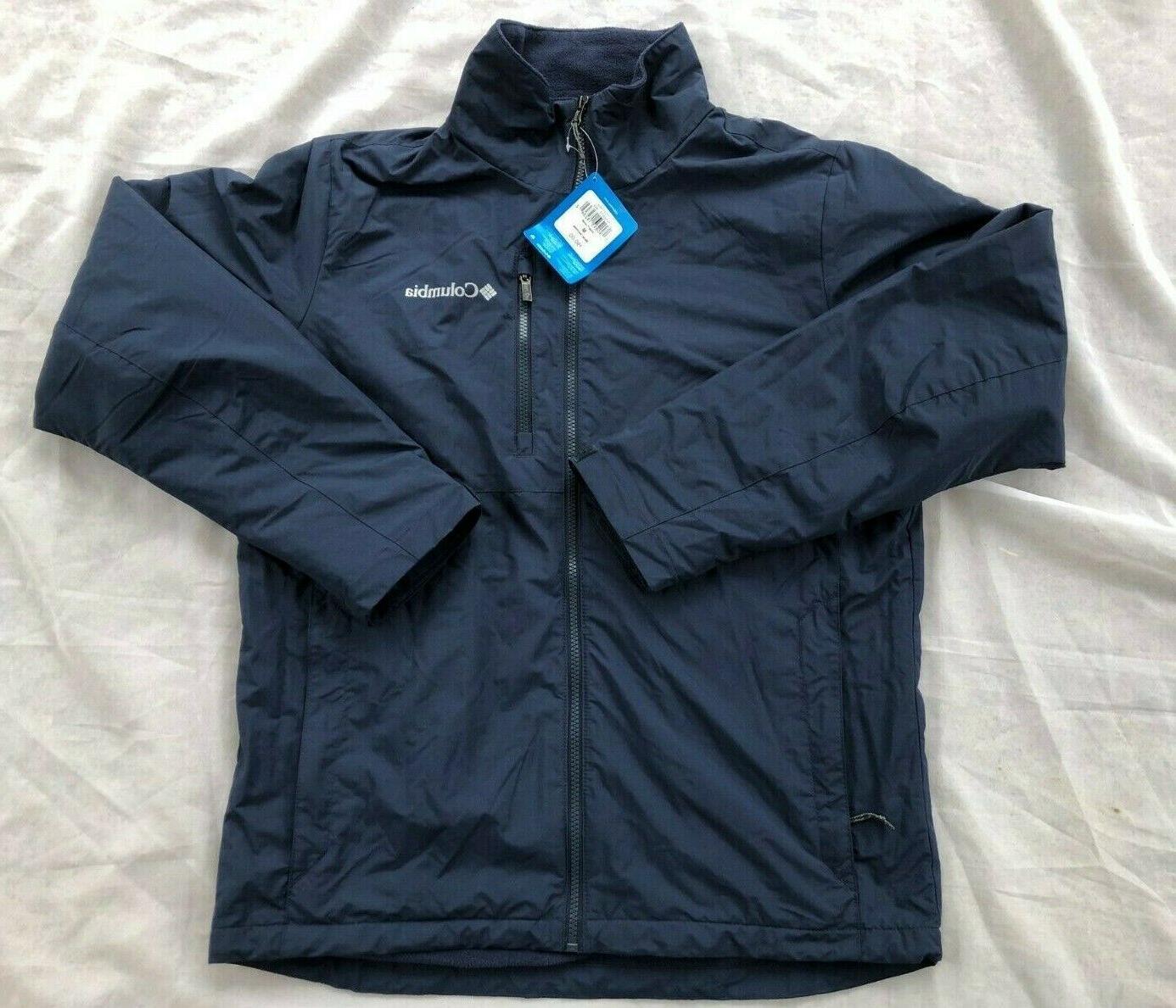 NWT Columbia Men's Utilizer Jacket Water Resistant