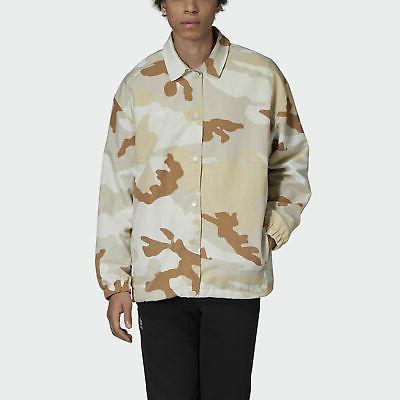 originals camouflage coach jacket men s