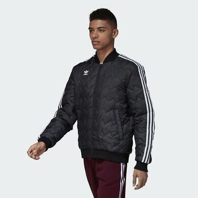 Jacket Men superstar Trefoil