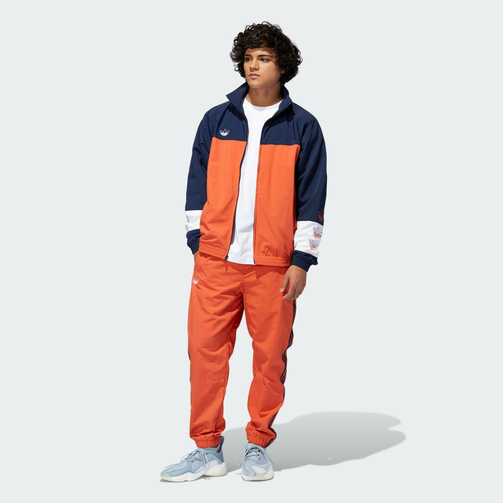 adidas Originals Tourney Warm-Up Jacket Raw Active