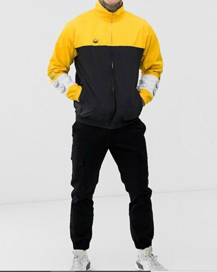 Men's Jacket Gold sz
