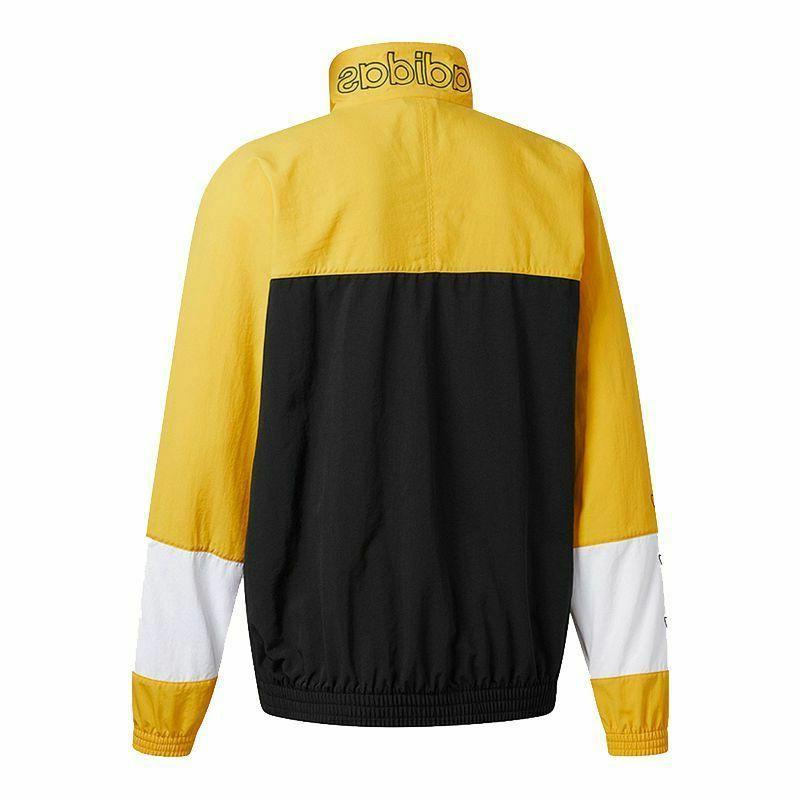 adidas Originals Tourney Men's Jacket Gold sz L,