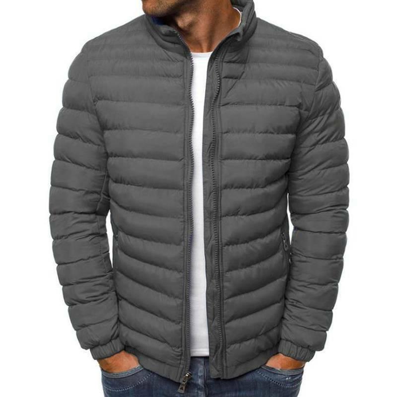 Men's Puffer Coat Jacket