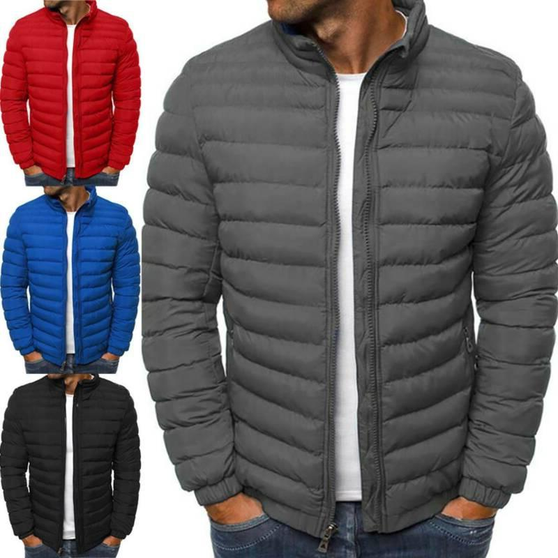 men s puffer bubble down coat jacket
