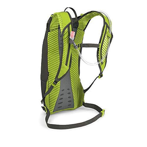 23a4c3970af2 Osprey Packs Katari 7 Hydration Pack, Lime Stone