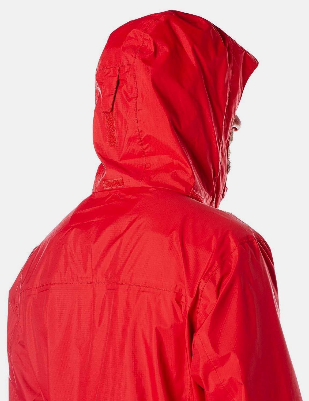 Columbia POURation Jacket Men's 4X Waterproof Evaporation Mountain