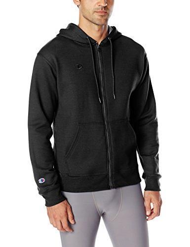 powerblend fleece zip hoodie