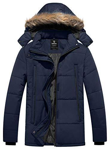 puffer jacket warm heavyweight quilted