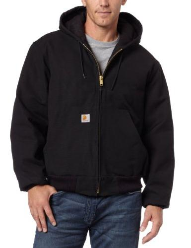 quilted flannel lined duck active