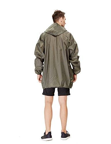 4ucycling Raincoat Easy Carry Rain in