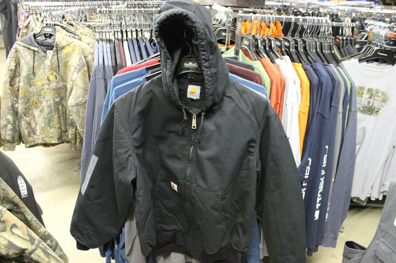 ripstop mens active jac jacket quilt lined