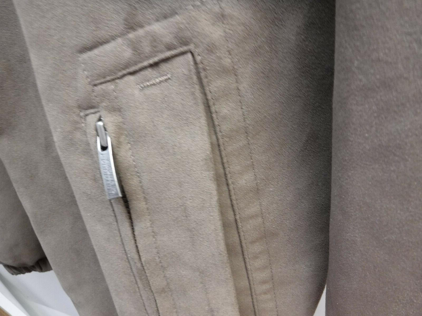 Brown Fully Lined New Mens Coat