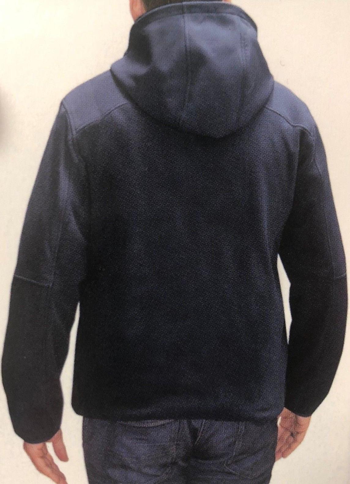 SALE! Reebok Soft Shell Fleece Hooded VARIETY SIZE & COLOR
