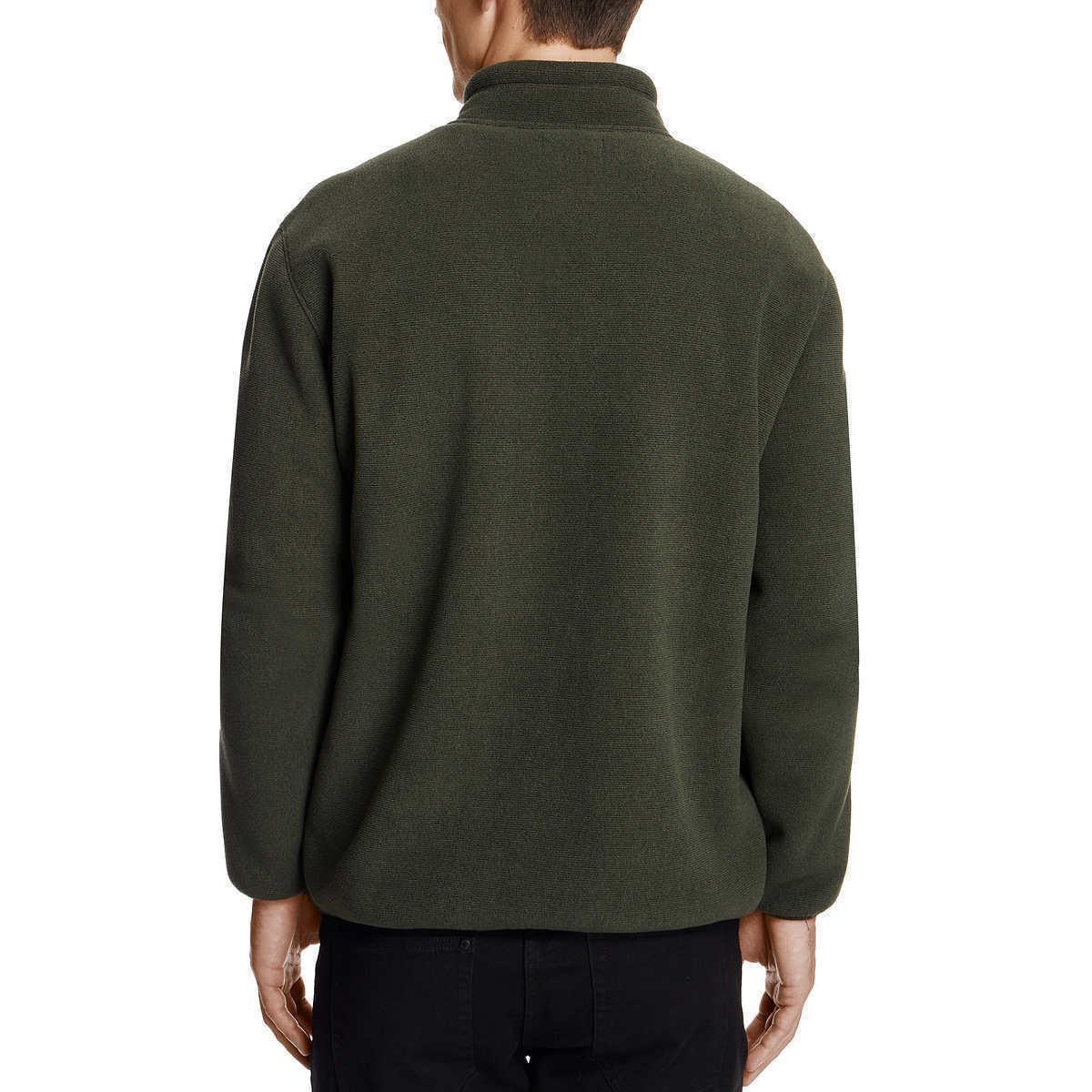 SALE! 32 Degrees Soft Sherpa Fleece Jacket Zip Chest-Pocket