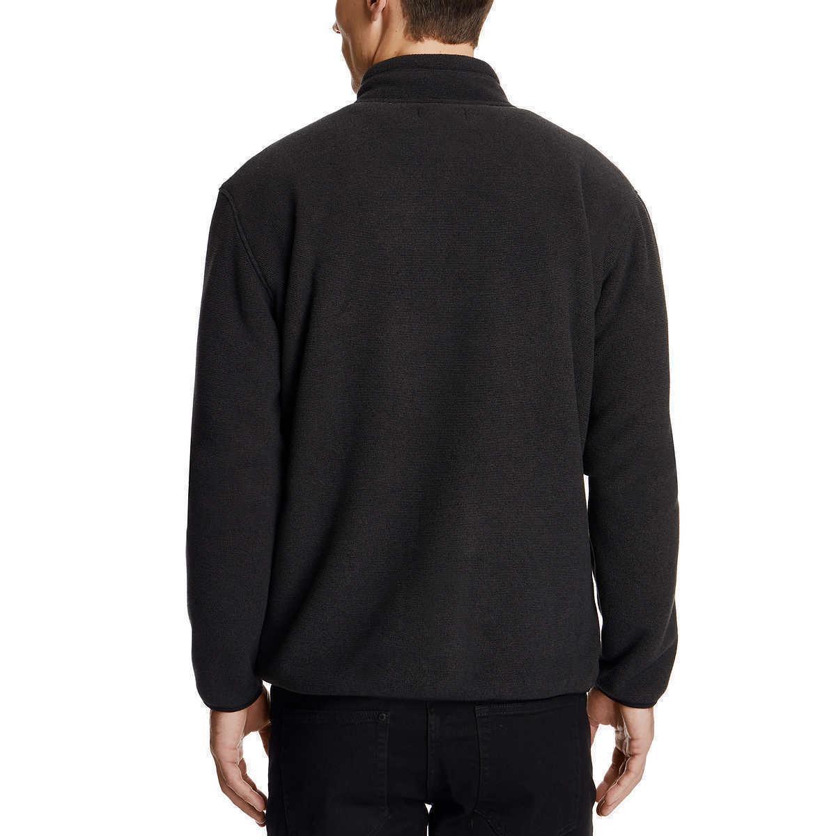 Soft Lined Jacket Chest-Pocket VARIETY