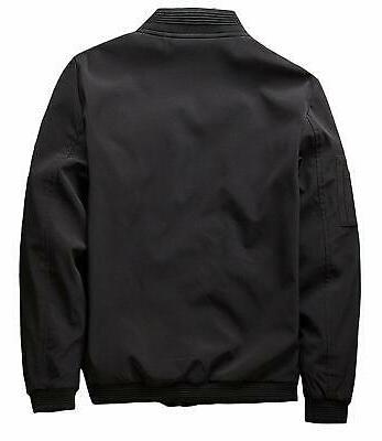 sandbank Men's Slim Lightweight Jacket