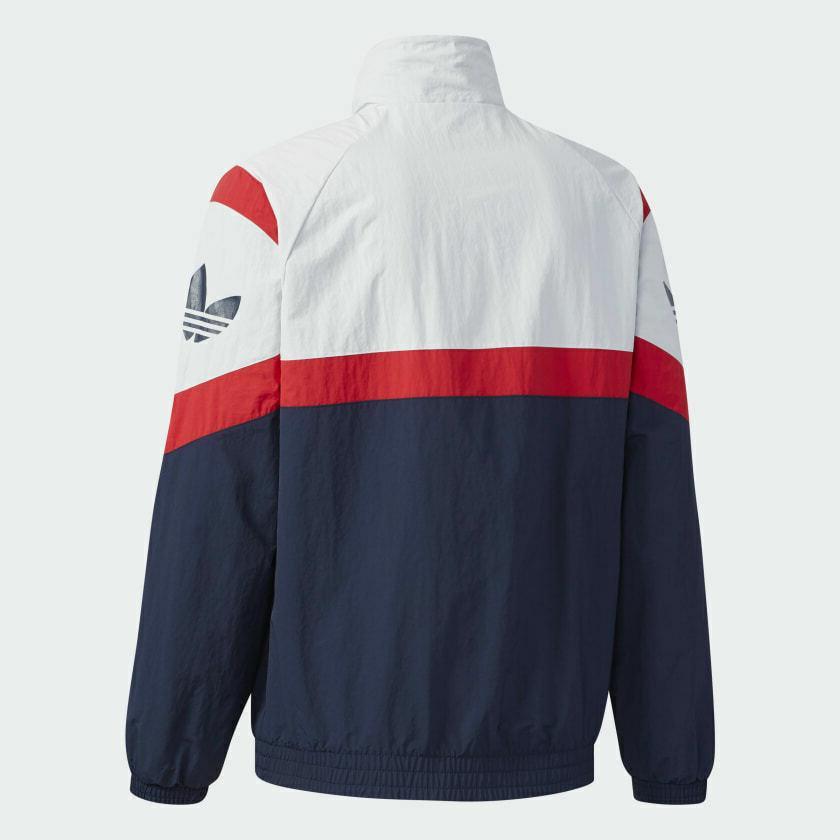 adidas | Men's Size L | Grey/Red/Blue EJ0947