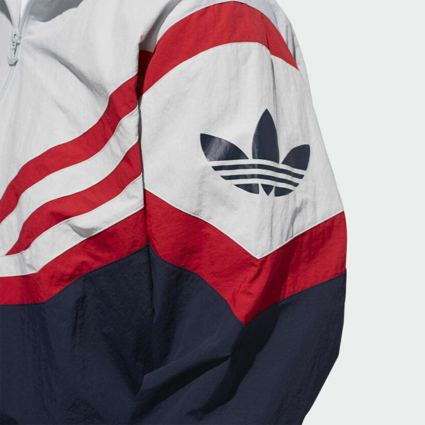 adidas | Men's Size M, L | 90's Retro Grey/Red/Blue EJ0947