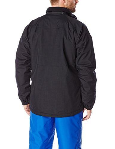 Columbia Men's Alpine Action Jacket, Medium
