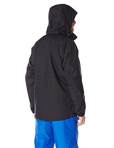 Columbia Action Jacket, Blue, Medium