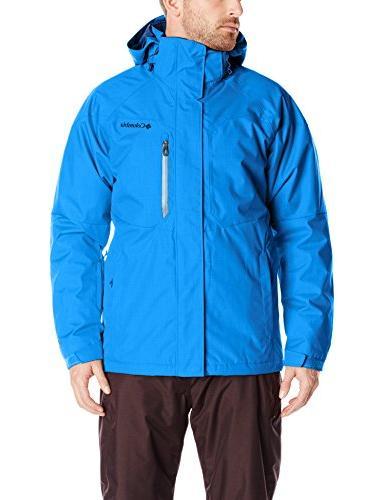 sportswear alpine action jacket
