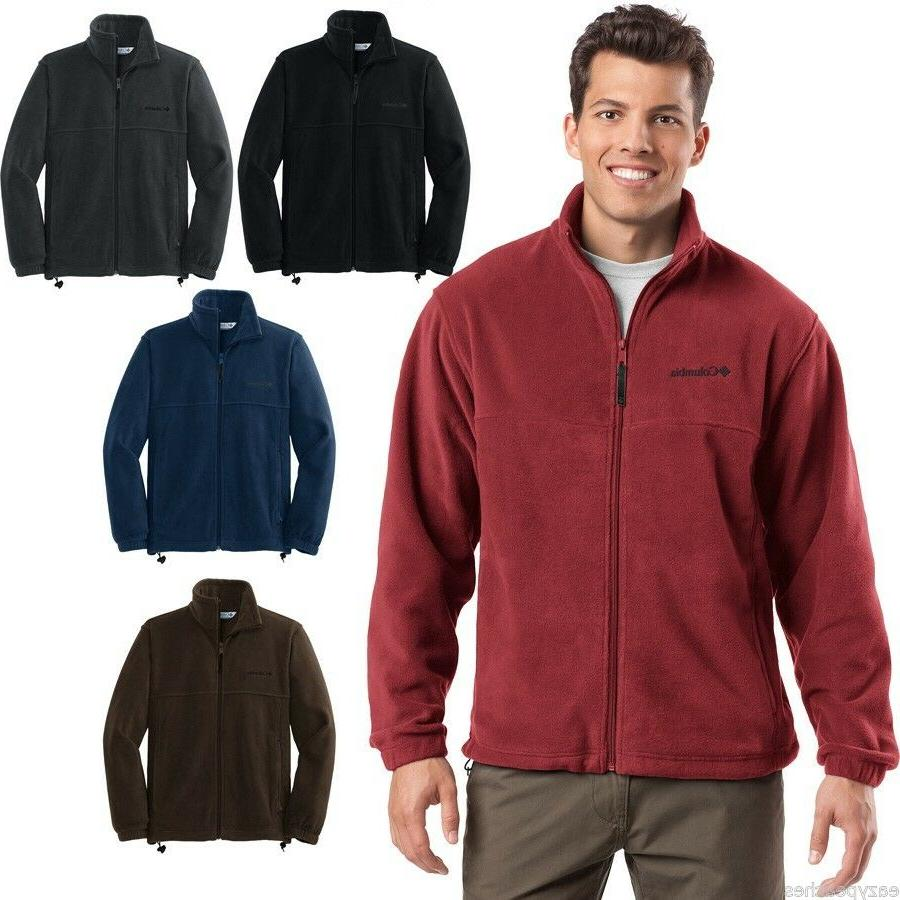 Columbia Sportswear Men's Size S-4XL, 2XL, 3XL, Polar FLEECE