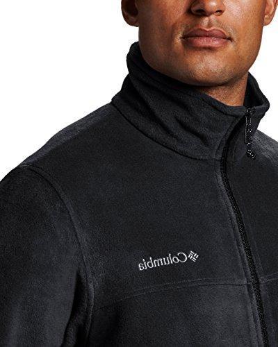 Columbia Men's Steens Full Zip 2.0 Fleece Jacket,