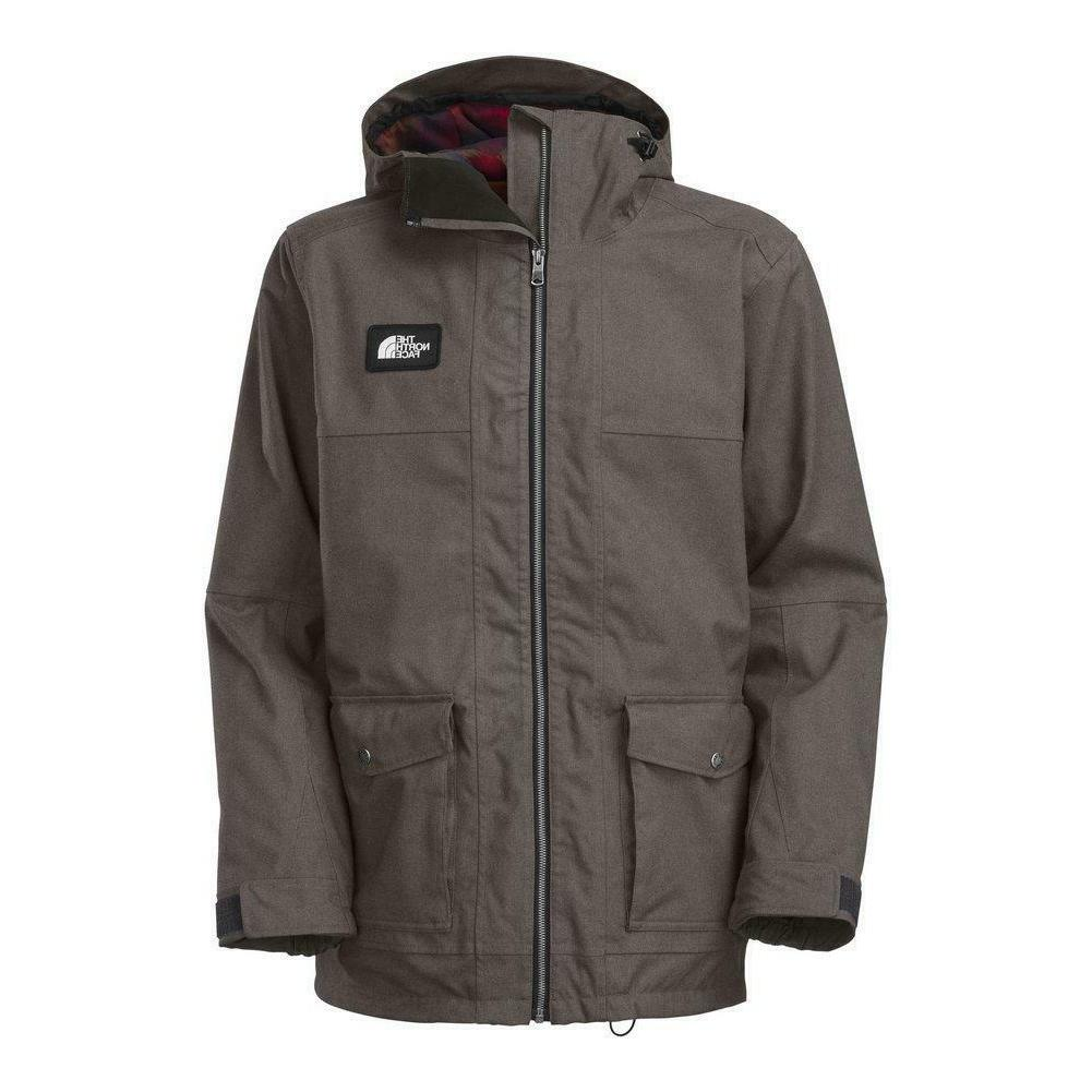tight ship jacket men s graphite gray