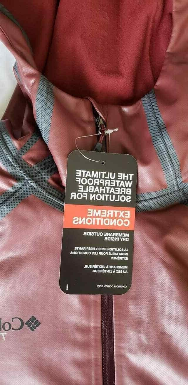 Columbia Titanium Men's Road Jacket,Retail