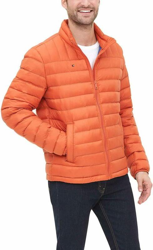 Tommy Men'S Down Jacket