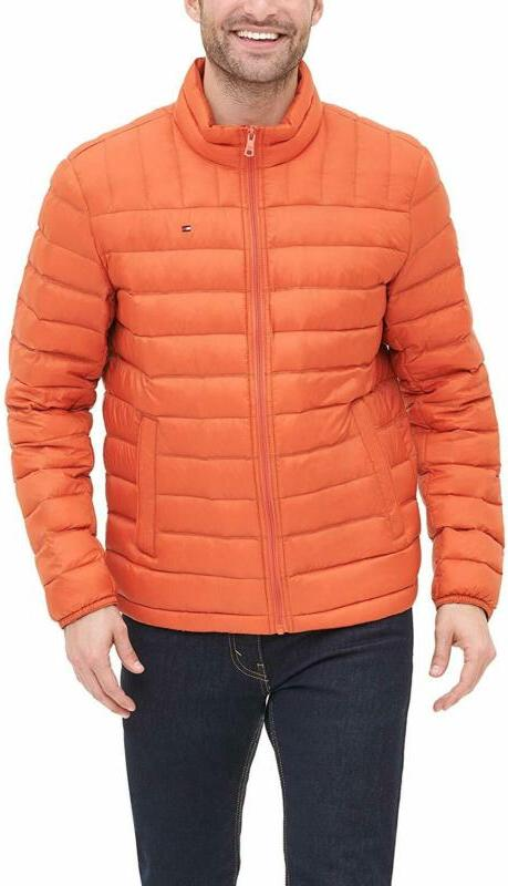 tommy hilfiger men s packable down jacket