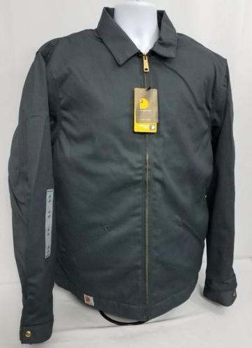bd507881 Carhartt Twill Work Jacket. Men's size LT