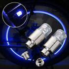 Unique Neon LED Lamp Flash Tyre Wheel Valve Cap Light Decor