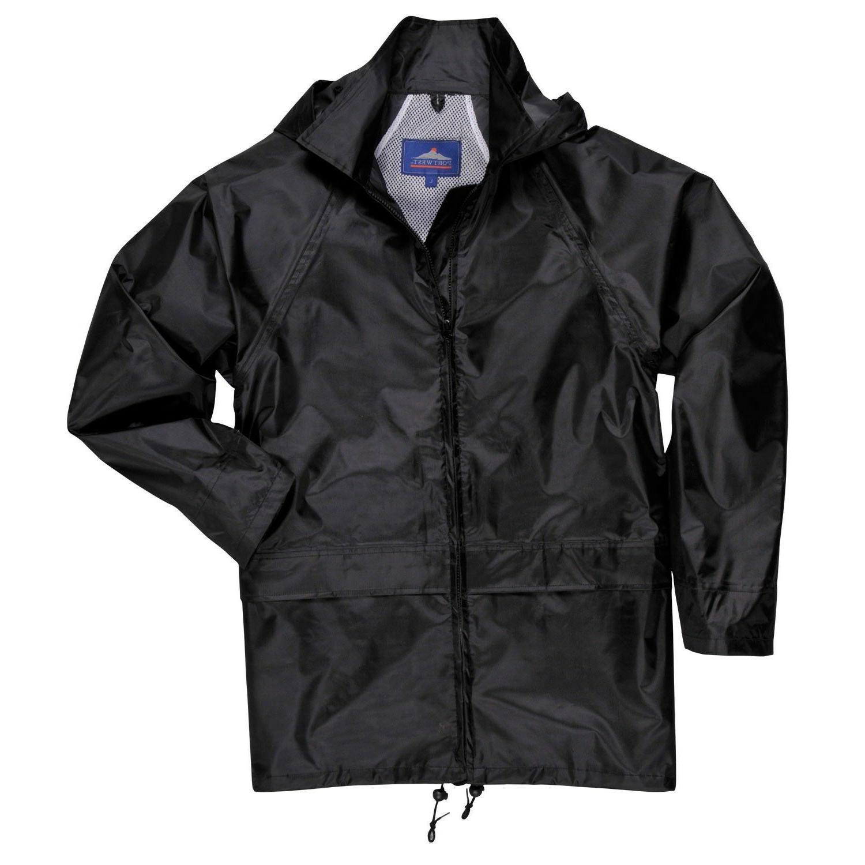 Portwest Jacket, Black/Navy M-4XL