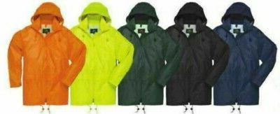 us440 classic waterproof rain jacket sizes s