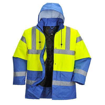 Portwest Contrast Reflective Jacket ANSI